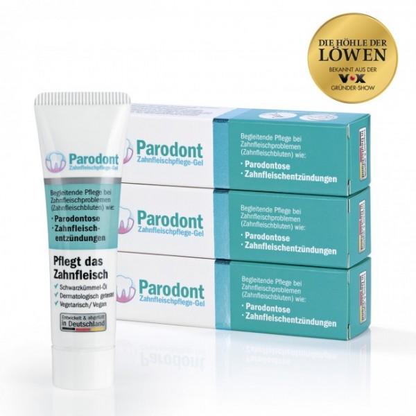 3+1 GRATIS: Beovita Parodont-Gel 10ml Weiss