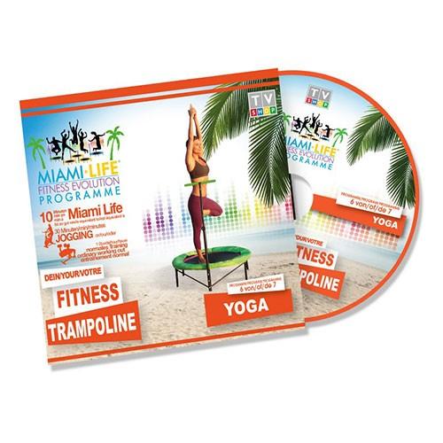 Miami Life DVD-Yoga