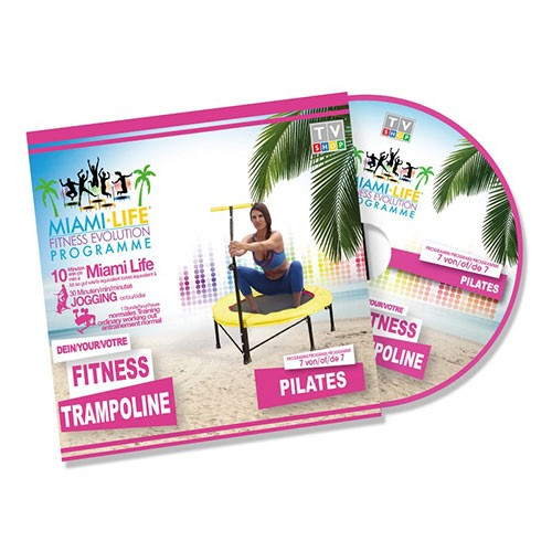 Miami Life DVD-Pilates