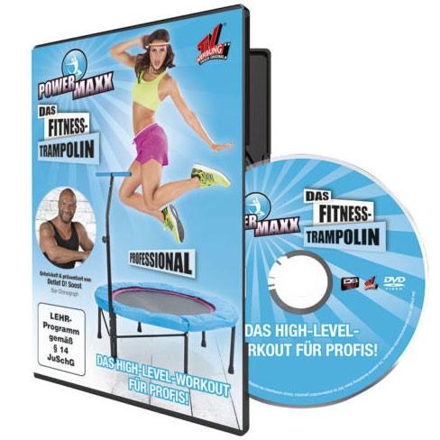 Trampolin Trainings-DVD - Professional (mit Detlef D! Soost)