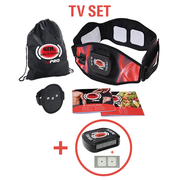 Gymform Abs-A-Round Pro® TV Set - das Original