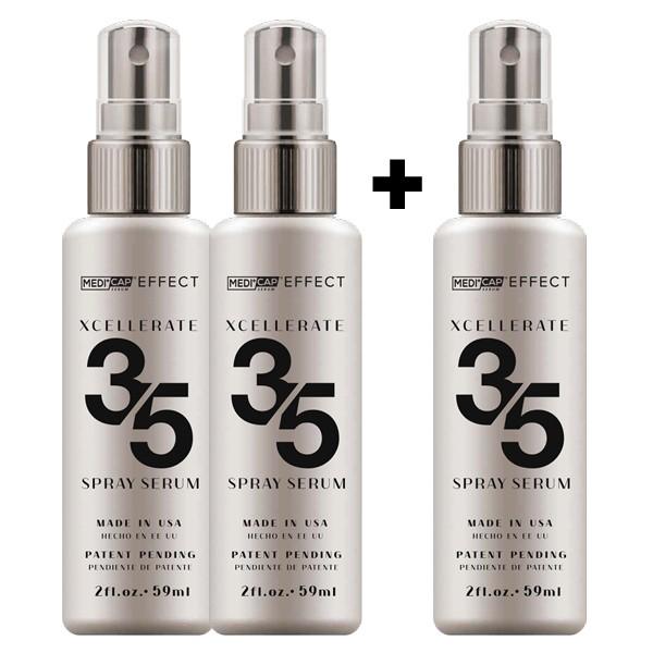 2+1 GRATIS: Medicap Effect 35 Haar Spray-Serum für 3 Monate